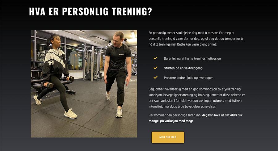 nettside-golding-pt-trening-tekst-knapp